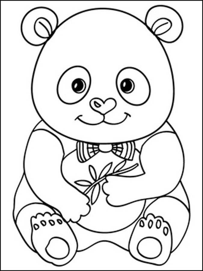 Panda Coloring Book - Android Apps On Google Play - Coloring Home