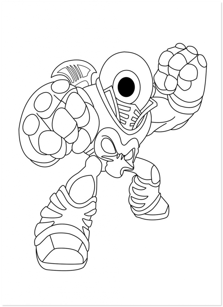 Eye Coloring Pages For Kids Coloring Home