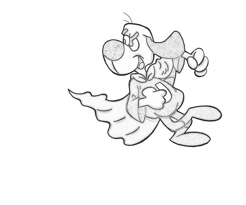 gangster cartoon coloring pages - photo#10