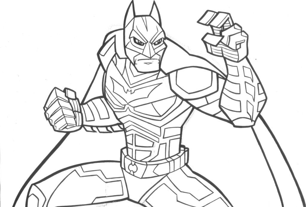 Batman the dark knight rises by granamir30 on deviantart for Dark knight coloring pages