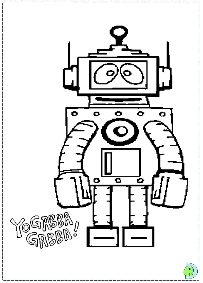 Free coloring pages of wordworld for Word world coloring page