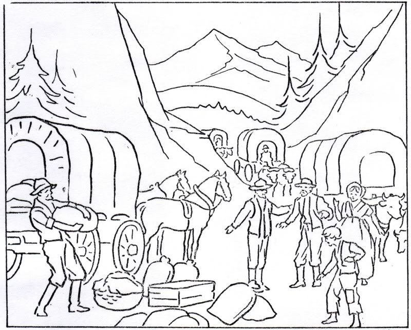 book of mormon coloring pages - photo#28