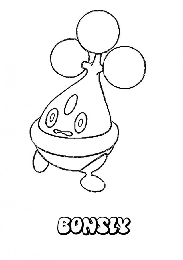 Rocks Coloring Pages Viewing Gallery For Rock Pokemon Kids 107540 ...