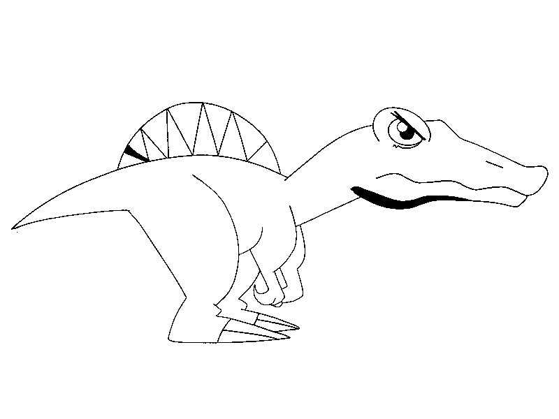 dinosaur king coloring pages - photo#16
