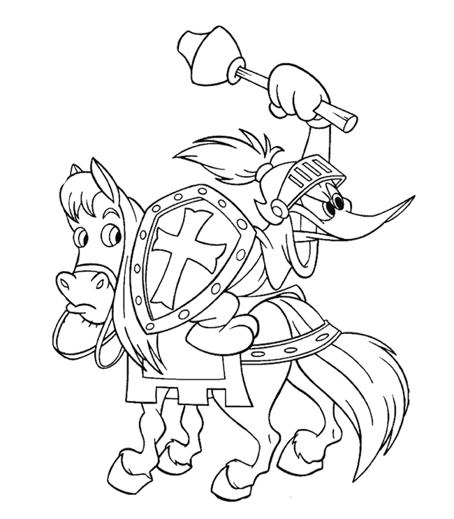 Penguins of madagascar coloring pages az coloring pages - Woody Woodpecker Coloring Pages Az Coloring Pages
