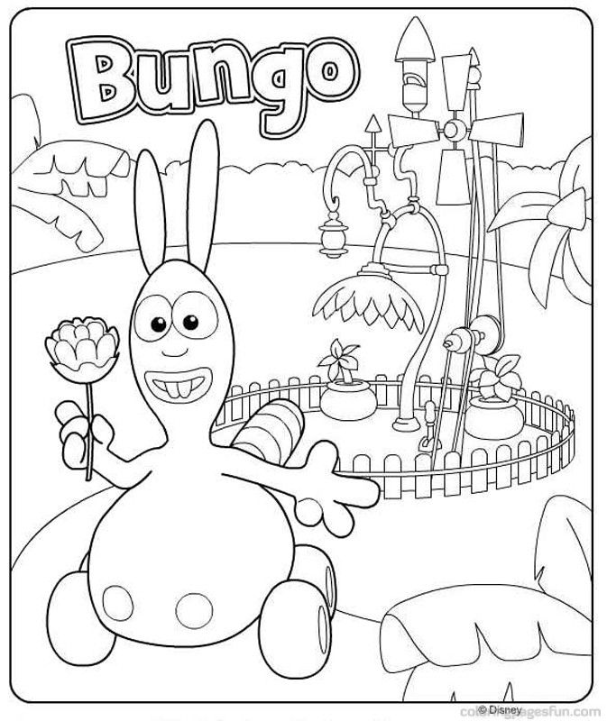 jungle background coloring pages - photo#25