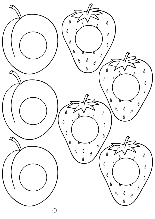 Very Hungry Caterpillar Coloring Pages Printables - Coloring Home