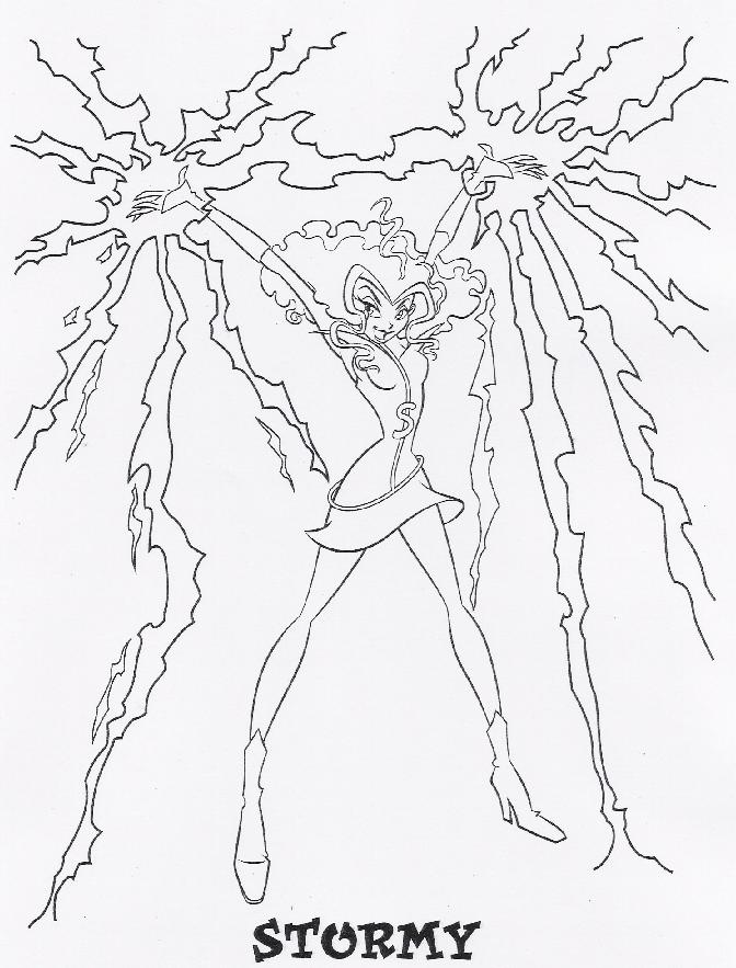 Kleurplaten Winx Club.Winx Club Kleurplaten Colouring Pages Page 2 Coloring Home