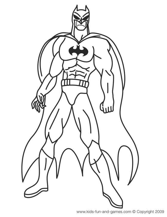 Superhero Squad Coloring Pages Free Coloring Home