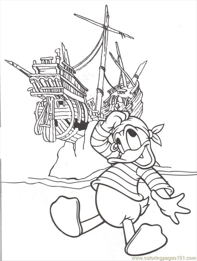 Printable ducks for coloring Mike Folkerth - King of Simple