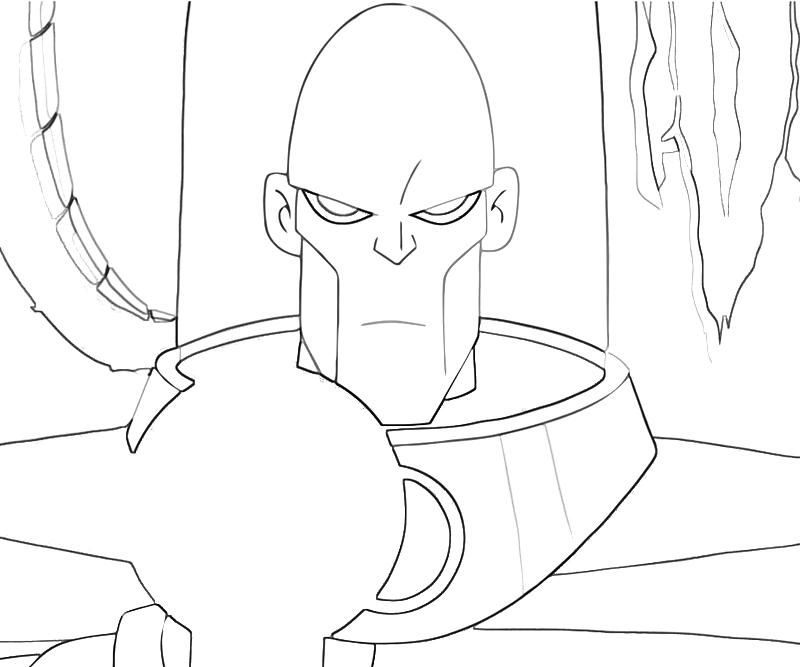 Mr Freeze Coloring Pages - Coloring Home