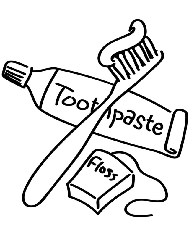 Brushing Teeth Coloring Pages Az Coloring Pages Tooth Brushing Coloring Pages