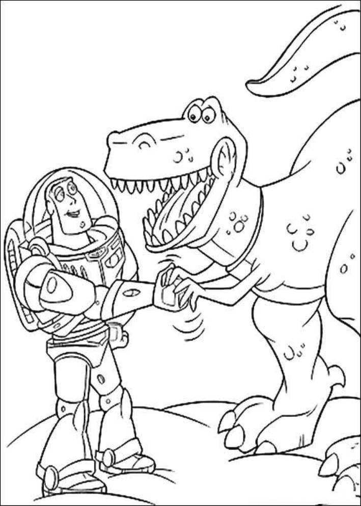 toy story coloring pages and book uniquecoloringpages