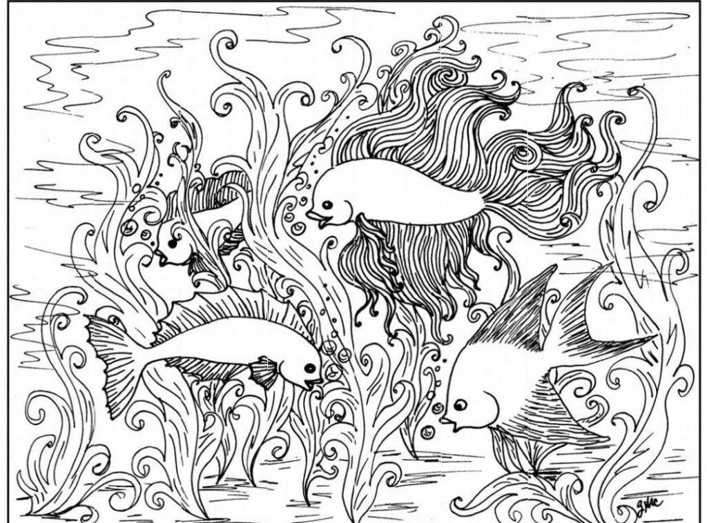 - Hard Coloring Pages Of Animals To Print - Coloring Home