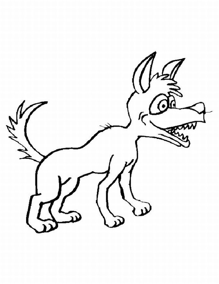 dragoart animals coloring pages - photo#31