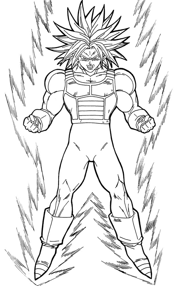 Dragon Ball Z Coloring Pages Goku Az Coloring Pages Z Colouring Pages
