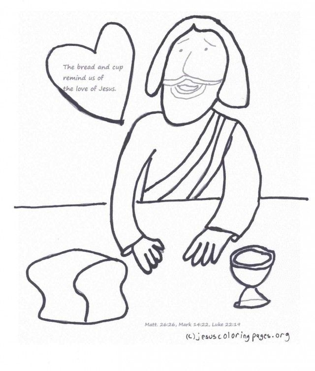 Coloring Pages Of Jesus Healing The Deaf Man The Jesus 272260 ...