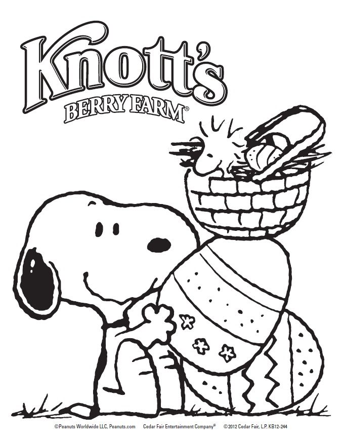 peanuts coloring pages woodstock - photo#36