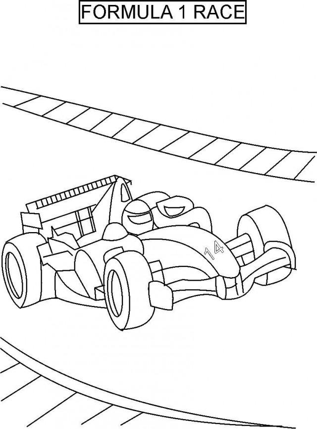 Sprint Car Coloring Pages AZ Coloring Pages
