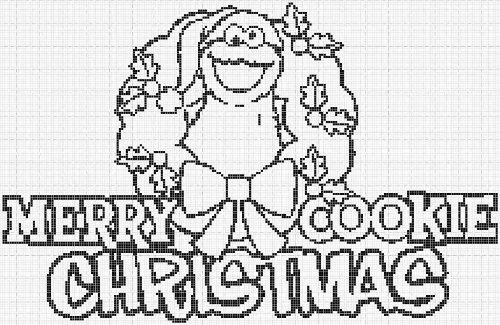 Cookie Monster Coloring Page - Free Coloring Pages For KidsFree