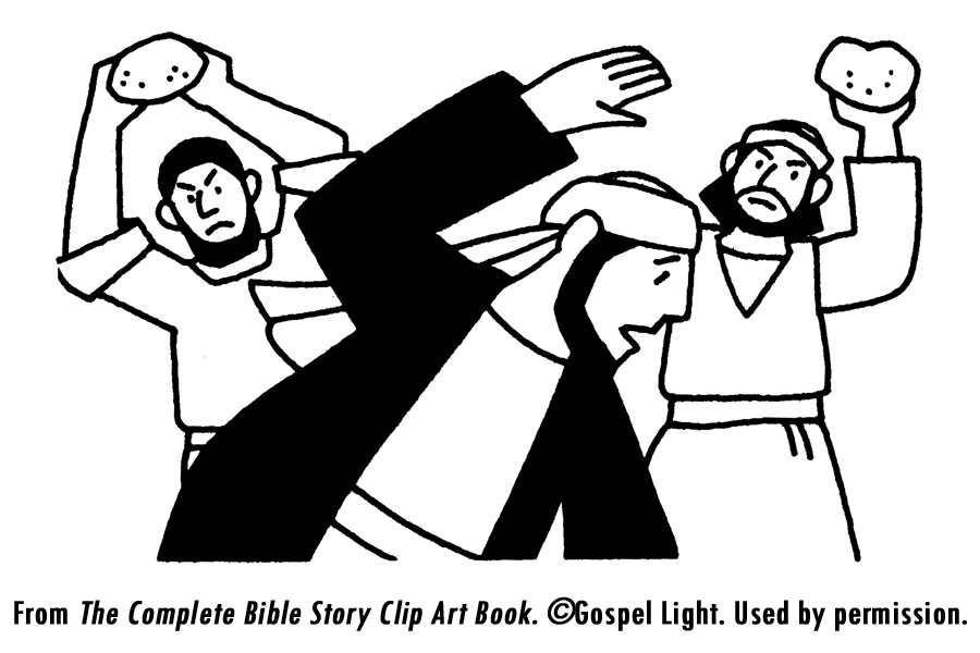The Stoning of Stephen | Mission Bible Class