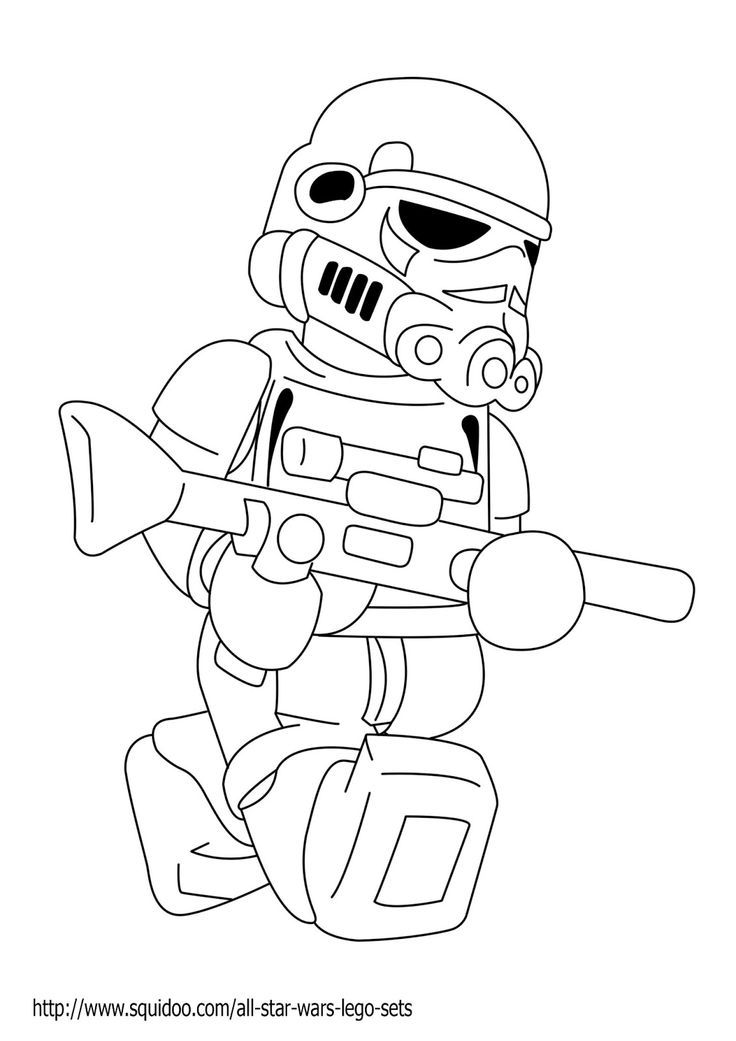 lego figure coloring | lego minifigure Colouring Pages (page 2