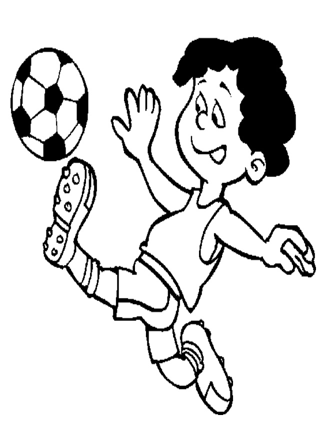 playing coloring pages - photo #36