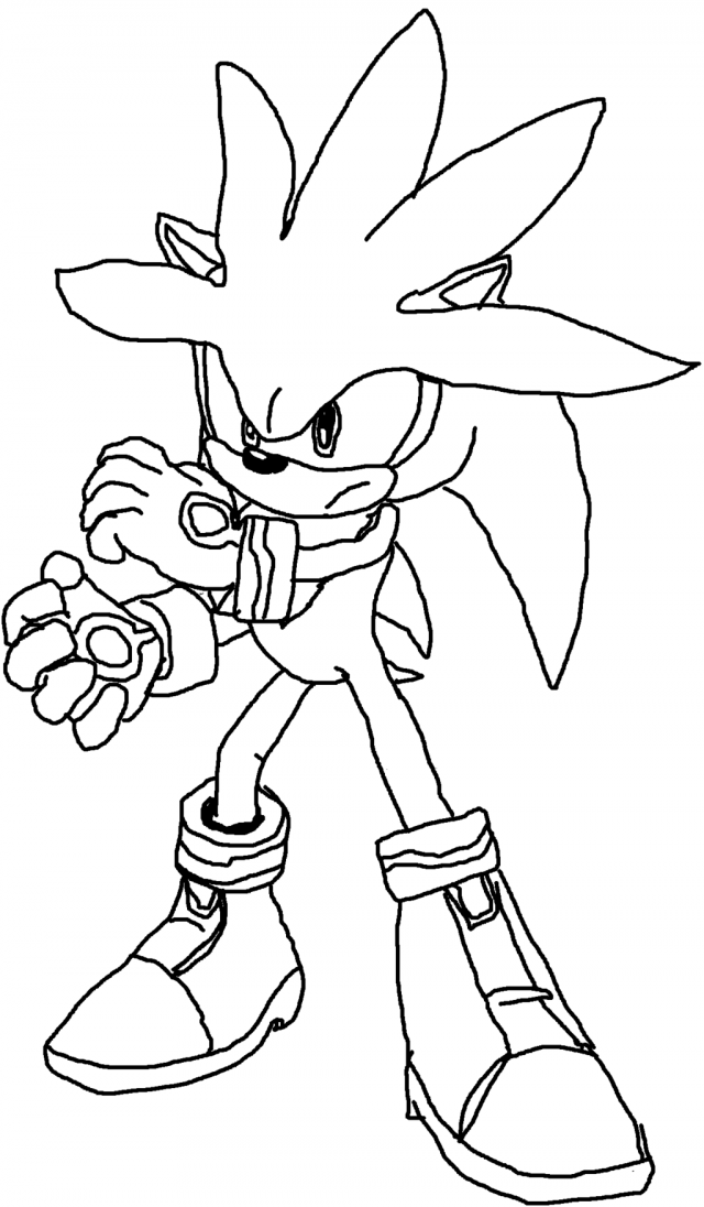 Sonic Coloring Page 2 By Sonby On Deviantart 1474 Coloring Sonic And The Black Coloring Pages