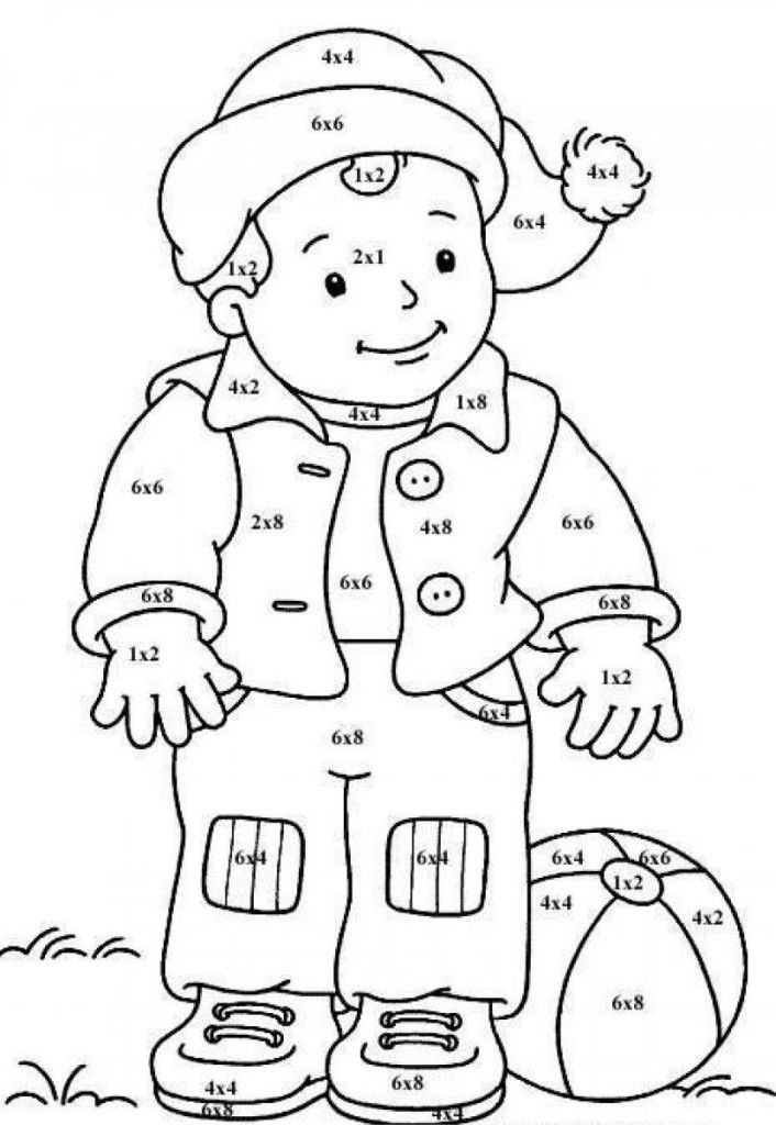 Coloring Pages Math : Free coloring pages of math