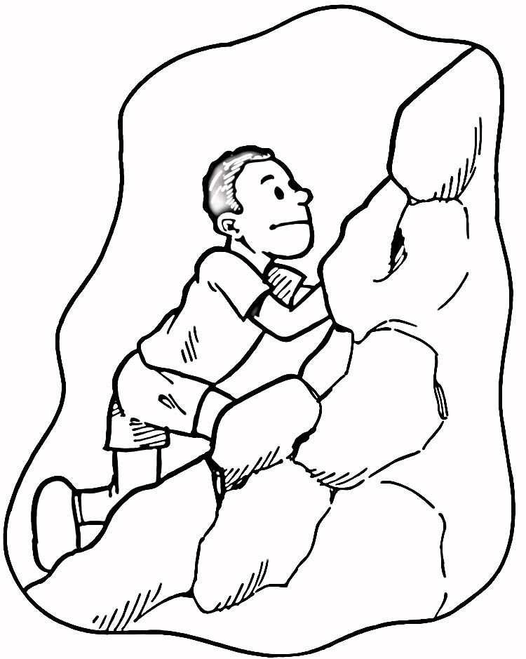 free coloring pages rocks - photo#4