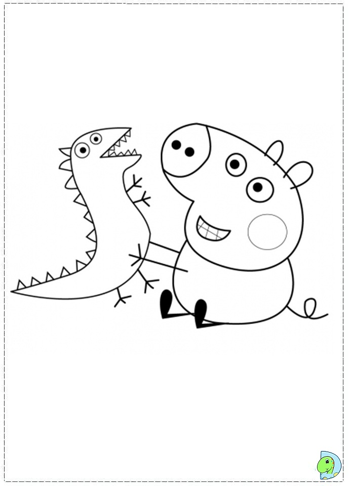 Search Results » Peppa Pig Printable Coloring Pages