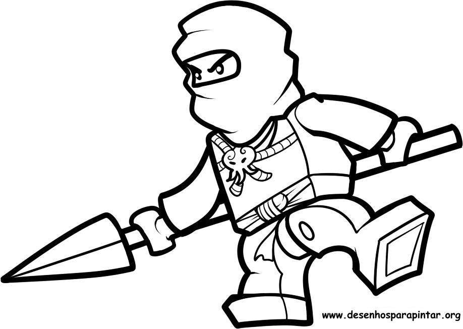 Gideon Hebrew Coloring Pages