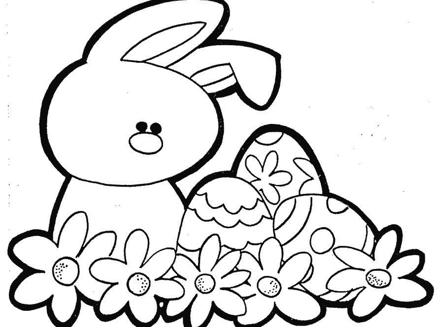easter flower coloring pages - flower coloring pages kids az coloring pages