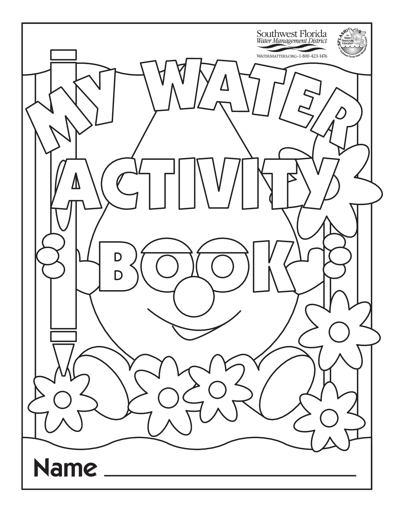 water conservation for kids coloring pages coloring home