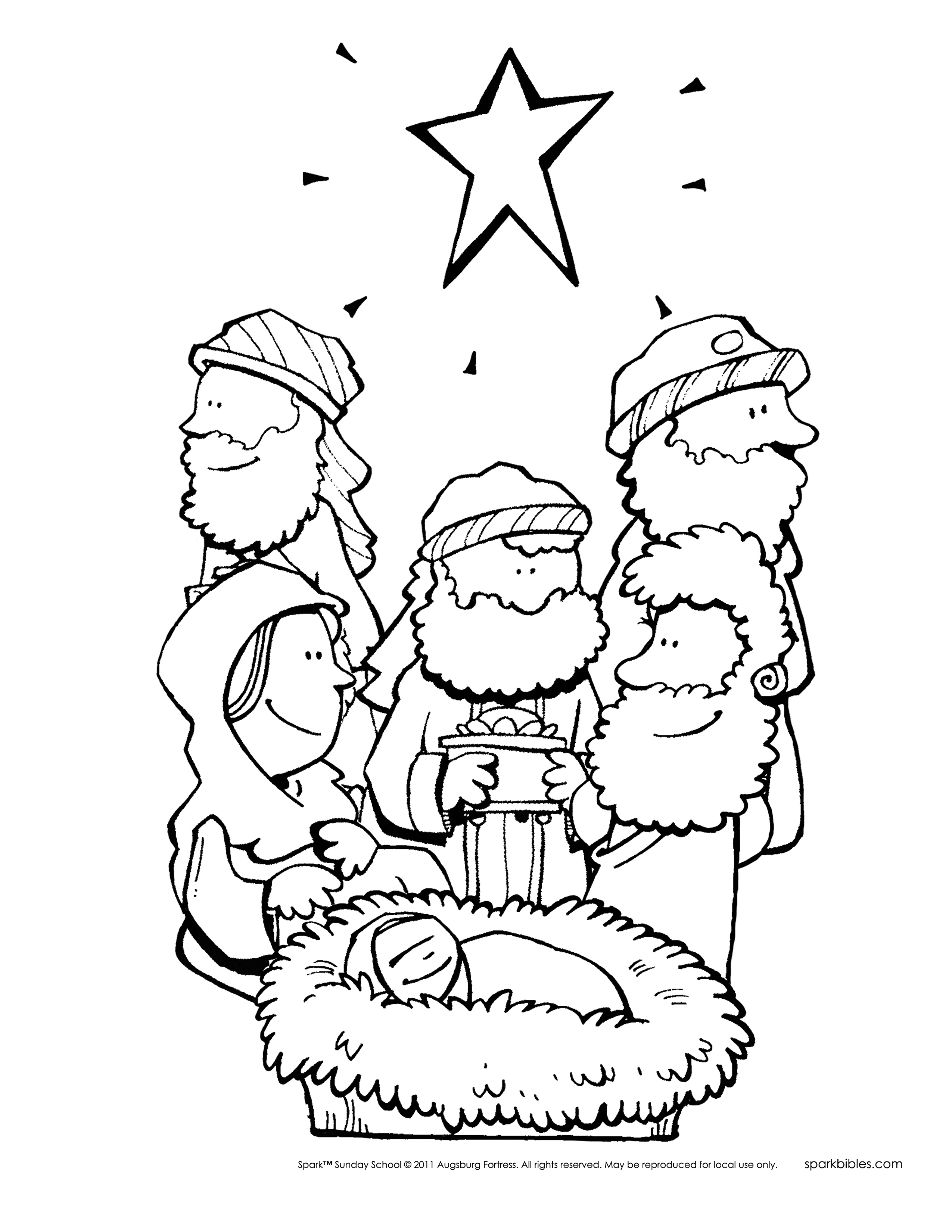 Clip Art Christmas Coloring Pages For Sunday School sunday school christmas coloring pages eassume com for coloring