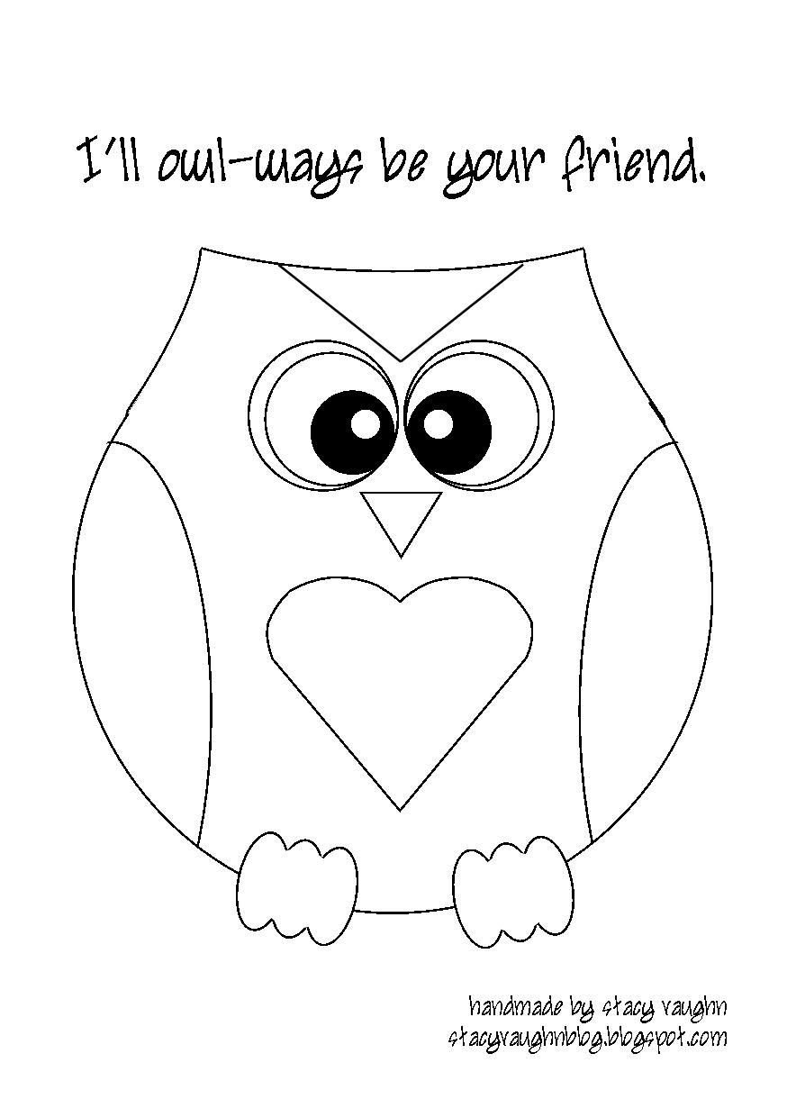 Best Photos of Cute Owl Template Printable - Printable Owl Cut Out ...
