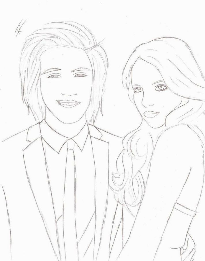 victorious coloring pages to print - photo#4