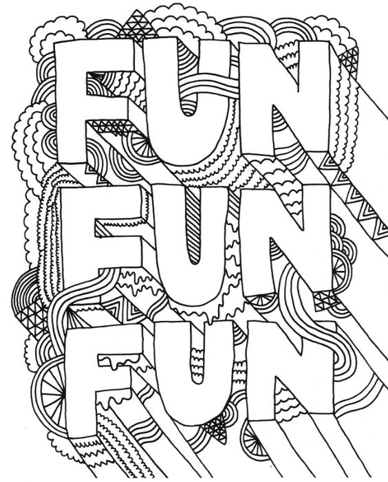 The Indie Rock Coloring Book Pages - Coloring Home