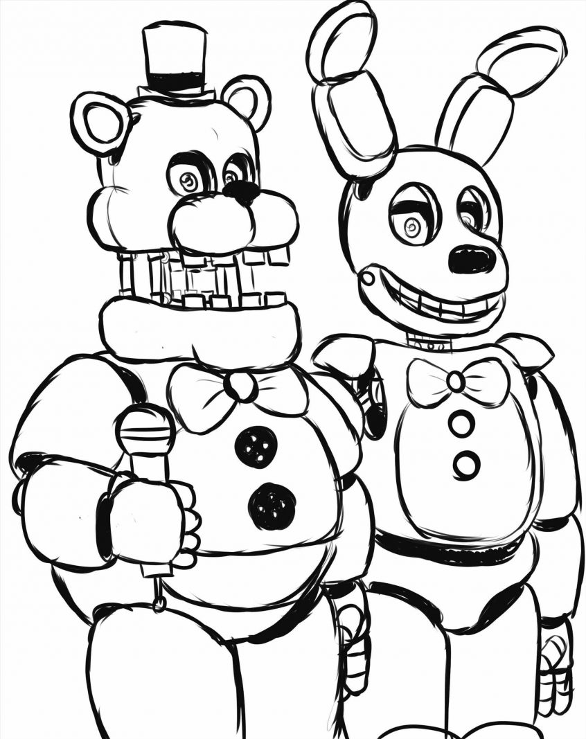 Top Coloring Pages: Coloring Pages Five Nights At Freddys ...