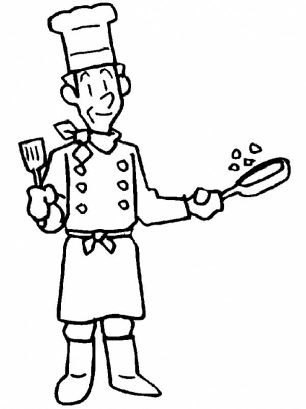 coloring pages of professions - photo#15