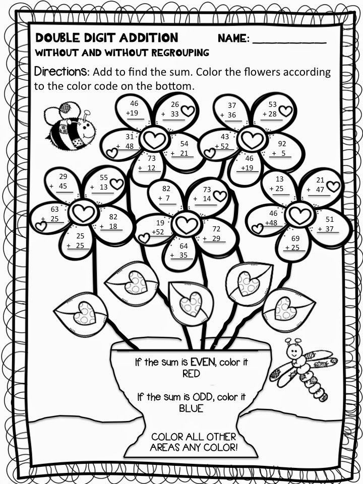 3 Digit Addition And Subtraction Coloring Worksheets Worksheets – Addition and Subtraction Coloring Worksheets