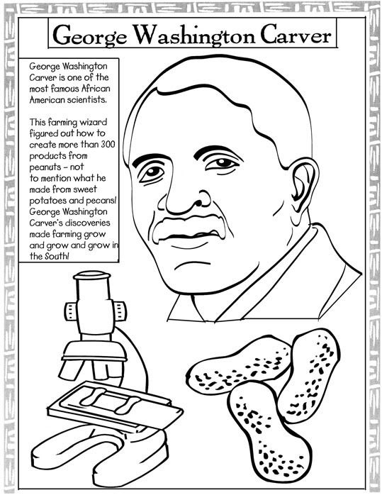 random related image of surprising george washington coloring page