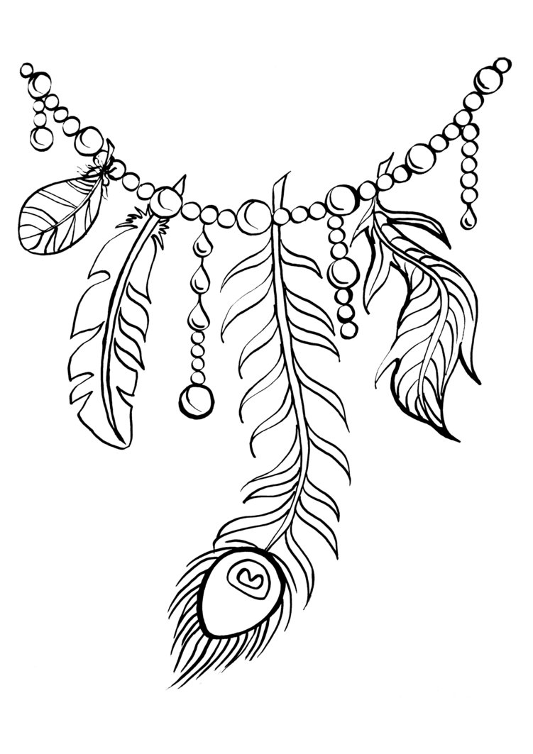 Uncategorized Feather Coloring Pages feathers coloring page home page