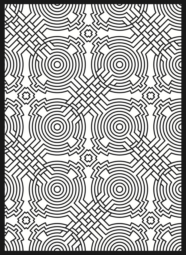 Coloring Pages Trippy