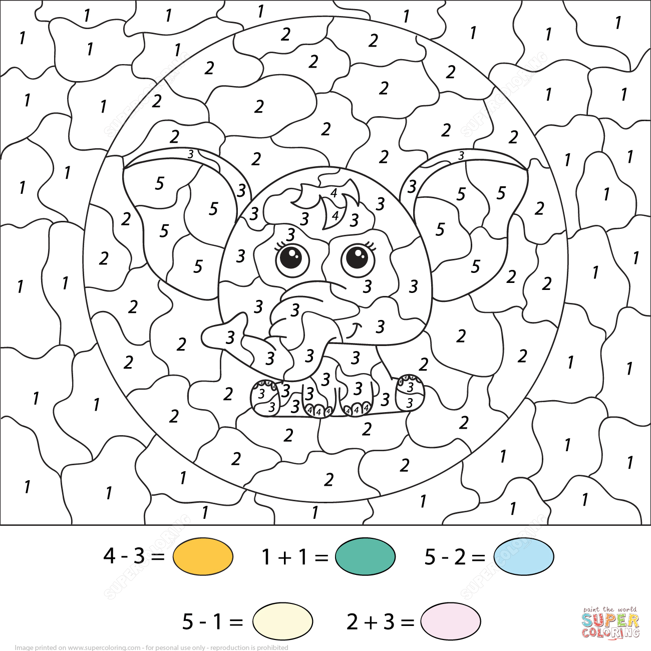 Free Printable Coloring Pages By