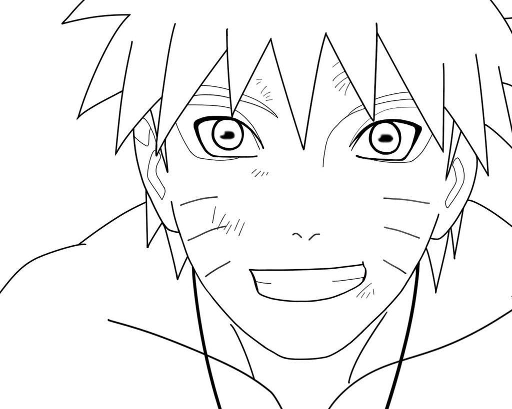coloring pages game naruto - photo#31