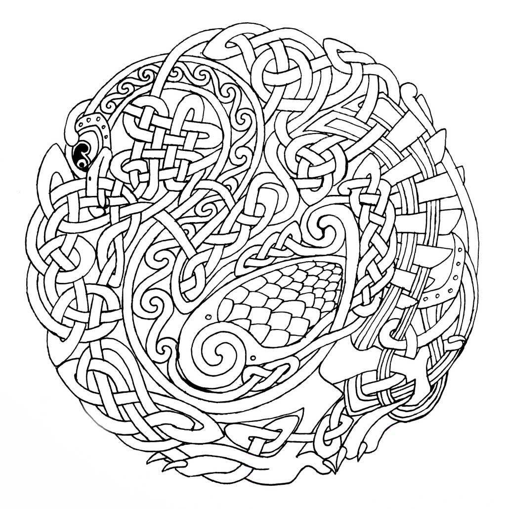Intricate Christmas Coloring Pages Az Coloring Pages Coloring Pages Intricate
