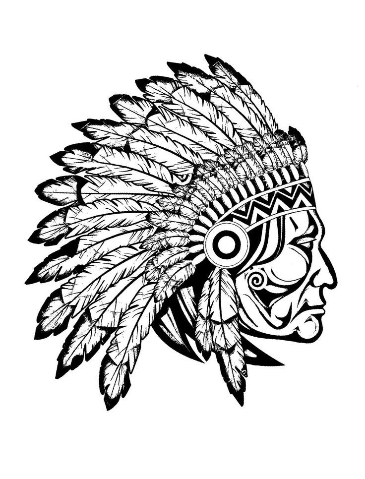 coloring pages cherokee indians - photo#11
