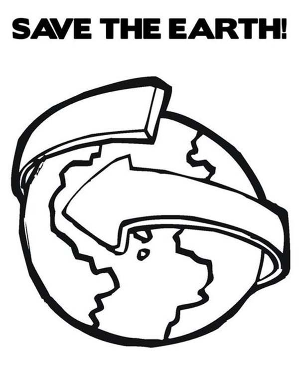 Recycling Coloring Pages Az Coloring Pages Save The Earth Coloring Pages