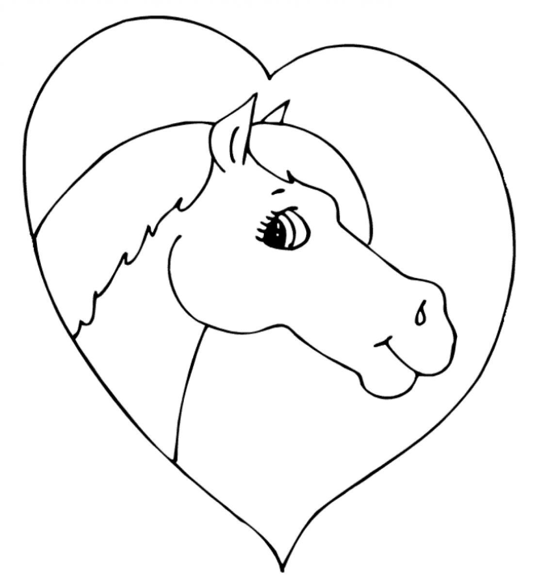 Heart Coloring Pages For Kindergarten : Rainbow heart coloring pages home
